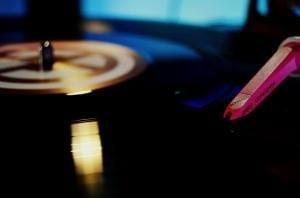 El sonido del disco de vinilo
