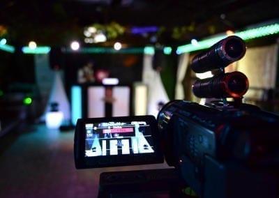 Rodando con Onluxe.tv nuestro video corporativo…