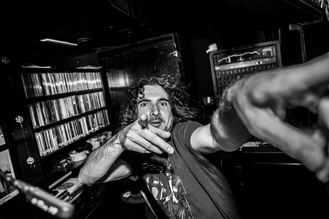 Jesús García, nuestro DJ de Rock FM…