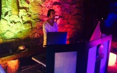 DJ para fiesta de cumpleaños.