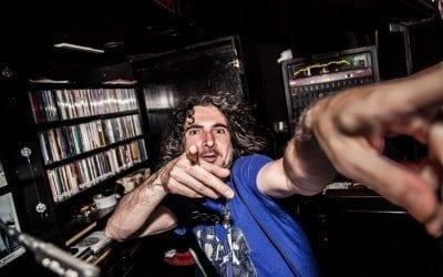 Nuestro DJ de Rock FM, Jesús García…